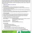Thông báo tuyển dụng – Cty CP Dược Danapha